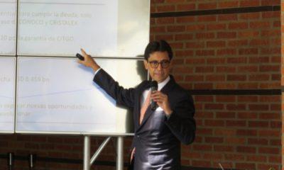 Ibrahim Velutini Sosa - Encuentro 'Desequilibrios macroeconomicos de Venezuela como oportunidades de inversion'
