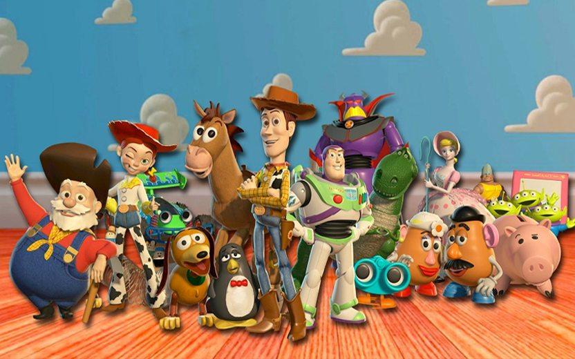 Estudios Pixar Presento Las Primeras Imagenes De Toy Story 4