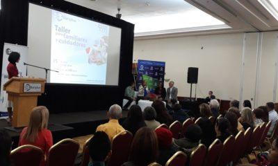 Diego Ricol Banplus dicto taller en apoyo a Fundación Alzheimer