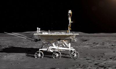 Sin embargo, la agencia espacial encargada de la misión señaló que el robot teledirigido desplegado en la superficie lunar deberá moverse por un terreno muy accidentado