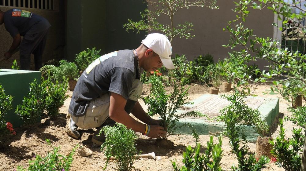 Edgard Raul Leoni Moreno - Jornada de reforestacion de la Fundacion AINCO en Mucuritas FINAL 28