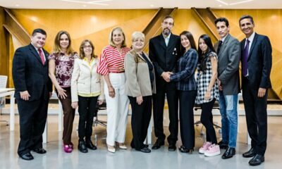 Victor Vargas Irausquin Fundacion BOD entrego premios a ganadores de Dale luz verde a tu idea 2018