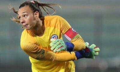 Jugadora chilena destaca en el Mundial