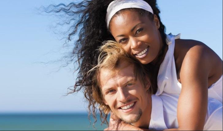 Relaciones con parejas de distintas nacionalidades